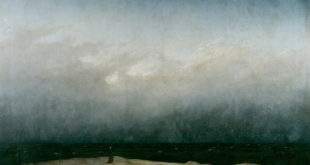 Caspar David Friedrich - Der Mönch am Meer (1807), Wikipedia