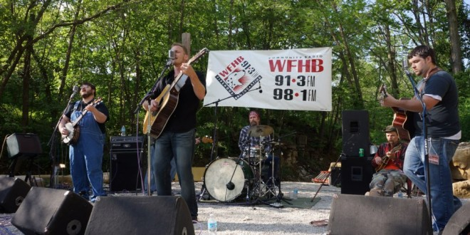 WFHB's Acoustic Roots Festival is this Saturday!