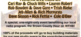 Brown County Hour Fundraiser
