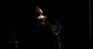 Courtney Bray as Carmen at Musical Arts Center (Indiana University)