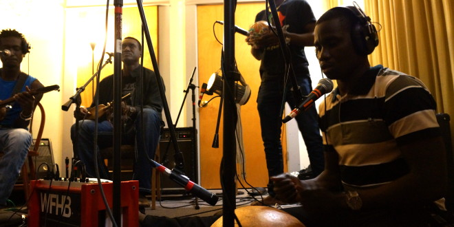 In-studio: Bassekou Kouyate and Ngoni Ba – Live Performance