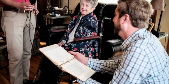 IU Student Connects With Great-Grandfather Through Poetry