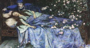 "Henry Meynell Rheam, ""Sleeping Beauty"" - December 1898"