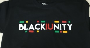 "March organizers sold shirts featuring the words, ""BLACK IUNITY."" Many participants are planning to wear those shirts on Saturday. White says the proceeds from the sales will help pay the college application fees for high school students who could not otherwise afford to apply to attend IU."