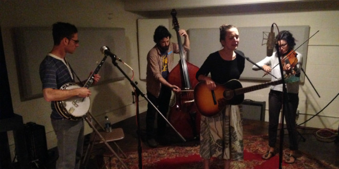 Lotus Live – Jayme Stone's Lomax Project