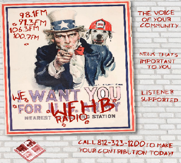 WFHB Needs You