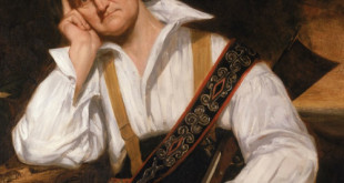 John James Audubon. Painting: John Syme