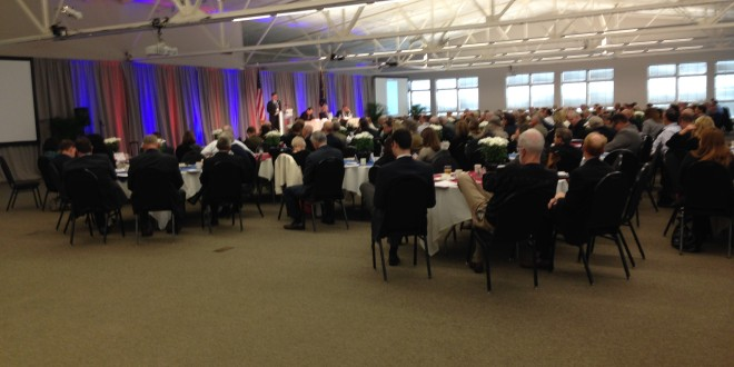 Business and Government Mingle at I-69 Summit