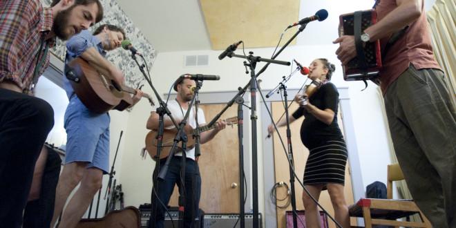 In Studio: David Wax Museum – Live Performance