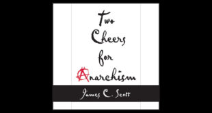 two cheers book cover